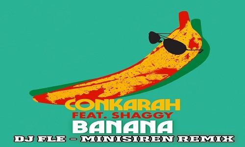 Conkarah feat. Shaggy - Banana (Dj Fle - Minisiren Remix)
